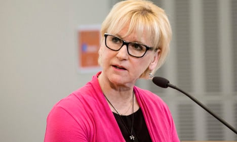 Foreign Minister defends 'feminist' rights strategy