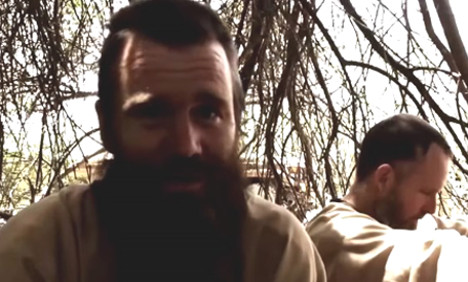 Kidnapped Swede in Mali shown alive in video
