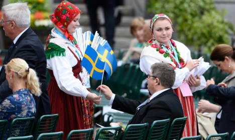 Why most Swedes don't care about National Day