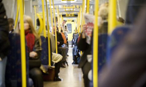 How to fake being a local on Stockholm's subway