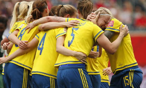 Draw for Sweden as World Cup kicks off