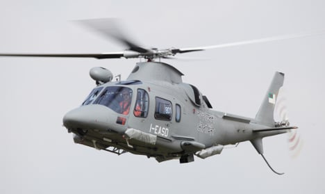 Raids after suspect Swedish helicopter deal