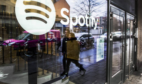 Spotify stake bought by Nordic mobile giant
