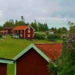 """<p> This is the <a href=""""http://www.thelocal.se/20150615/harstena-life-on-swedens-secret-islands-ostergotland-archipelago-tlccu"""" target=""""_blank"""">village centre</a>.&nbsp;</p>Photo: Solveig Rundquist/The Local"""