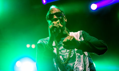 Snoop Dogg vows he'll never return to Sweden