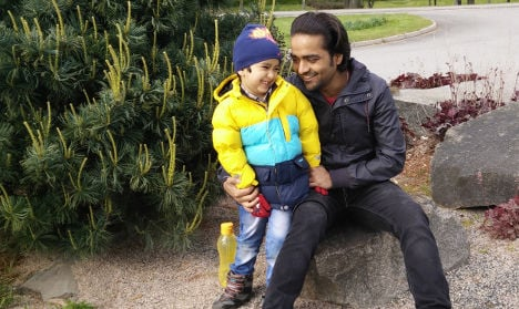'Indian traditions bring us together in Sweden'