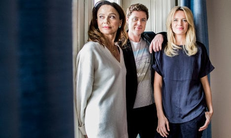 Sweden sitcom pulled over 'craptastical' ratings