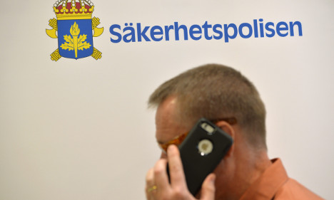Data sharing push to fight terror in Sweden