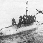 Swedish sub wreck an imperial Russian vessel