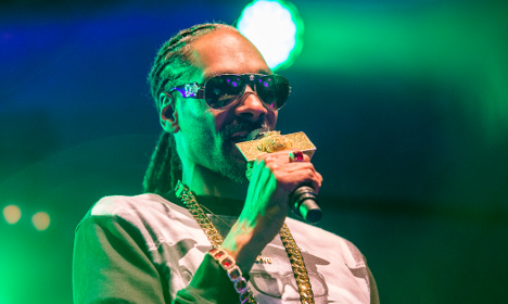 Snoop Dogg's initial drug test positive say police
