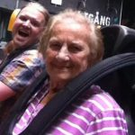 Swedish granny proves age is just a number