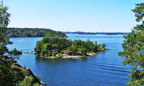 Why buy a house when there's a Swedish island?