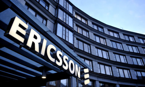 Big boost for Sweden's Ericsson as profits rise