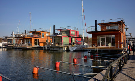 Should more people live on boats in Stockholm?