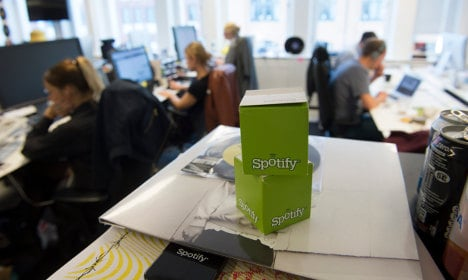Spotify boss 'sorry' for data collection confusion