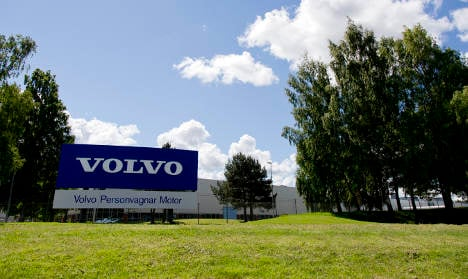 Sweden's Volvo gives $6.7m to US family
