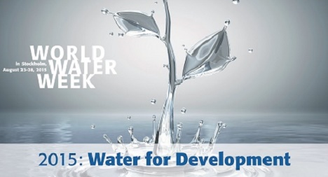Preview: World Water Week in Stockholm