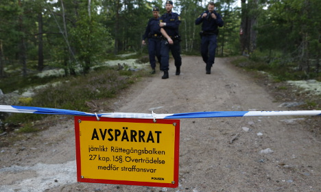 Woman 'murdered' while out jogging in Stockholm