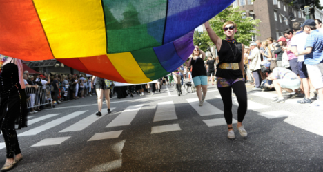 Stockholm schools to teach LGBT lessons