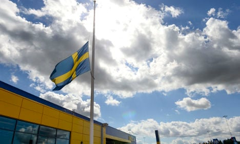 Ikea staff back at work after deadly stabbings