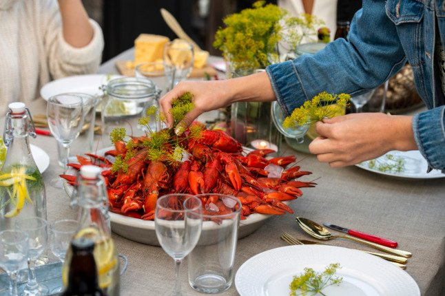Six snappy facts about Swedish crayfish