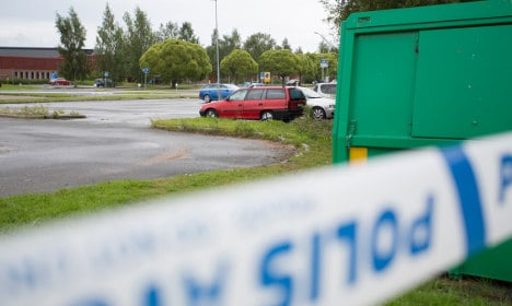 Shots fired at homeless pair in northern Sweden
