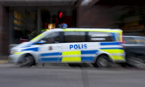 Man shot in the mouth in Gothenburg suburb