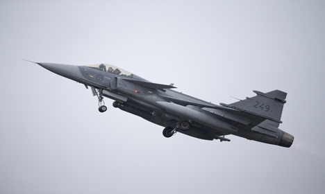 Sweden to boost military ties with United States