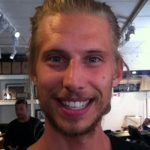 """Jakob Lindström, 26, store manager: """"Everyone uses Airbnb in Stockholm. It's incredibly popular and useful from many aspects. Many of the people renting out through Airbnb have incomes below the average.""""Photo: Trini Testi"""