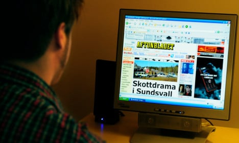 Will Swedish media block users who filter ads?