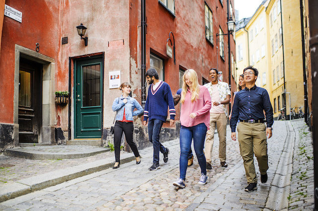 Six expats you're bound to bump into in Sweden
