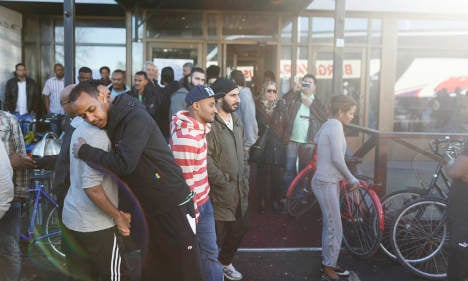How to help refugees if you live in Sweden