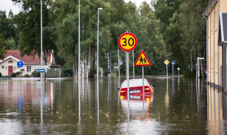 'Last days of summer' on way for Sweden