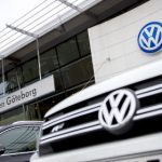 Nordic bank bans traders from buying VW shares