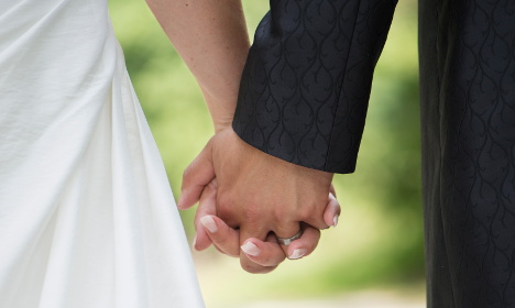 More and more Swedish priests untie the knot