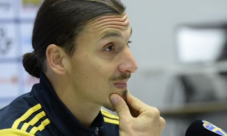 Zlatan: 'I'm like fine wine that gets better with age'