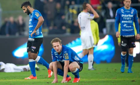Death threats for Swede after 'crazy' own goal