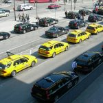 Swedish taxi drivers 'ripping off refugees'