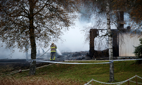 More fires at buildings planned for refugees