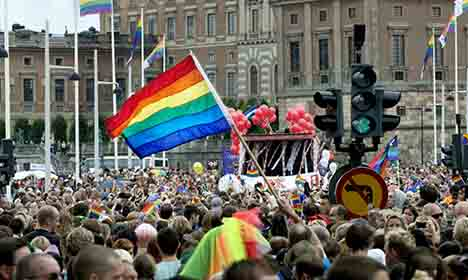 'LGBTQ Eurovision fans need a safe zone'