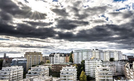 Stockholm housing list could get world record