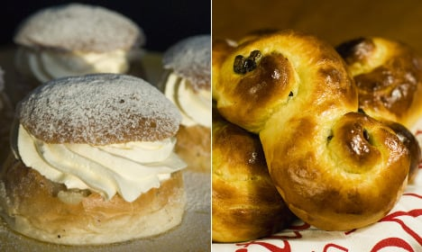 All you want for Xmas is a hybrid Swedish bun?