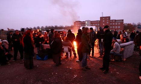 Police fail to show at Roma camp in Malmö