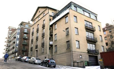 Sex scandal at teen care home near Stockholm