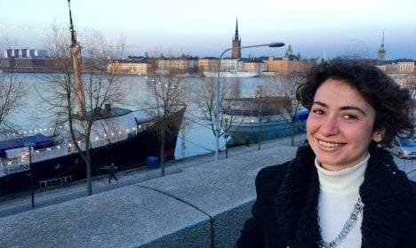 'I can help Swedes deal with the dark winter'
