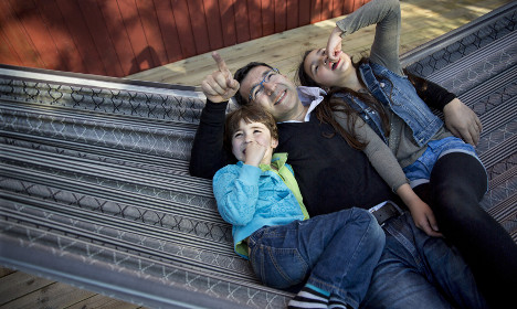 Four fatherly facts about Sweden's 'equal' dads