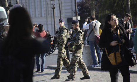Swedish authorities help French after Paris terror