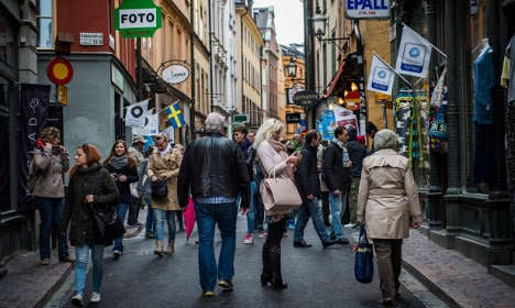 Stockholm population to top 2.5 million by 2024