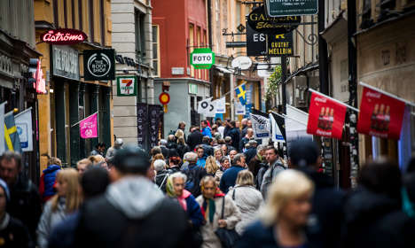 Sweden is world's fifth most prosperous nation