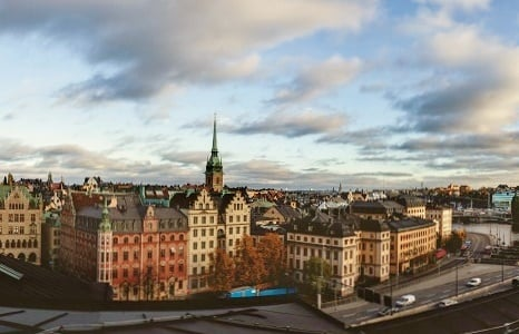 How Stockholm solved a startup's housing crisis